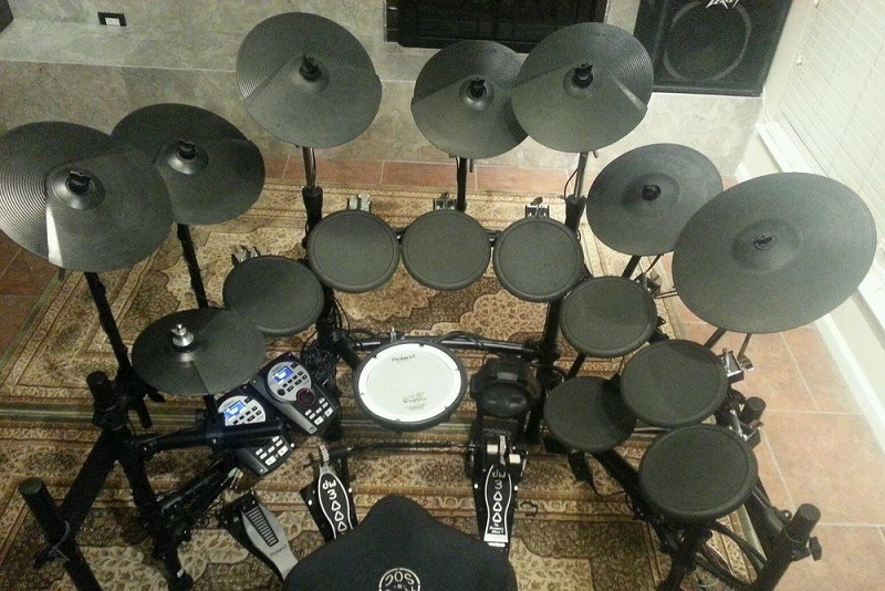 How To Setup The Perfect Silent Drum Practice With Mute Pads